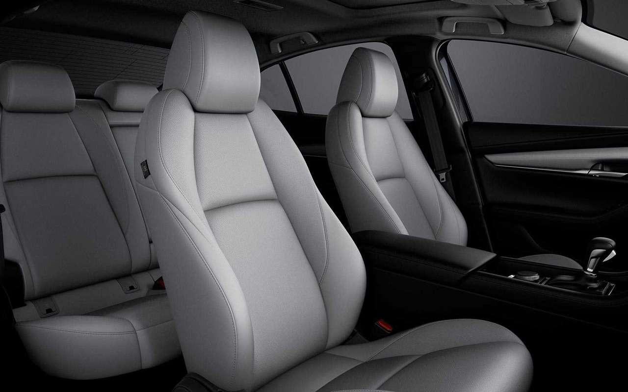 Новая Mazda 3: изменилось всё!— фото 926865