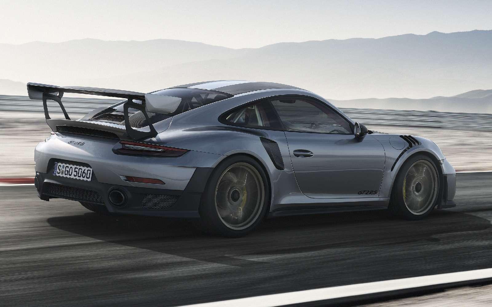 Самый мощный Porsche 911в истории— фото 770788