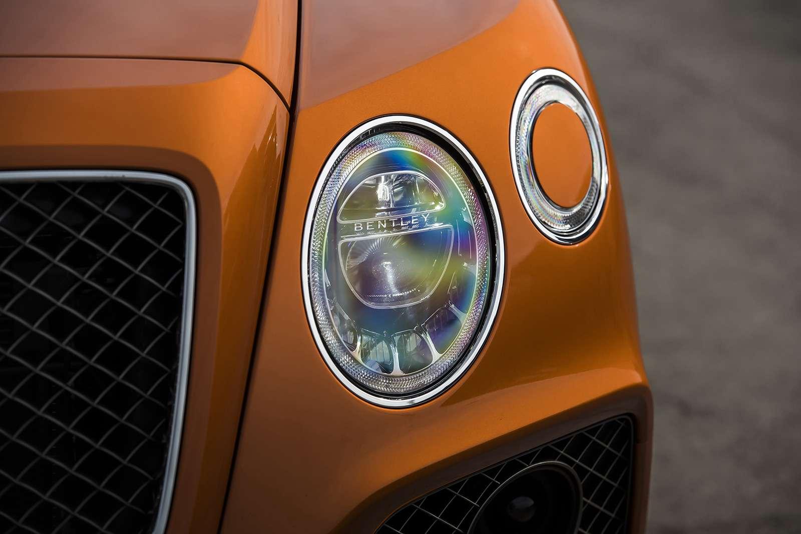 Самый быстрый внедорожник— теперь это Bentley— фото 949173