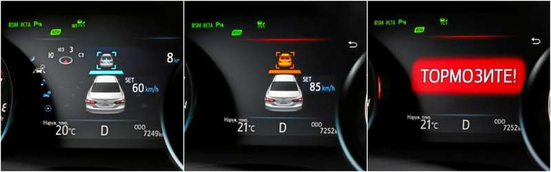 Kia K5, Hyundai Sonata, Toyota Camry— тест вцифрах