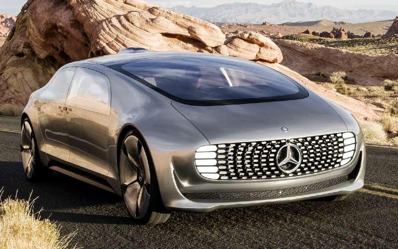 Daimler вместе с Bosch разработает беспилотный автомобиль
