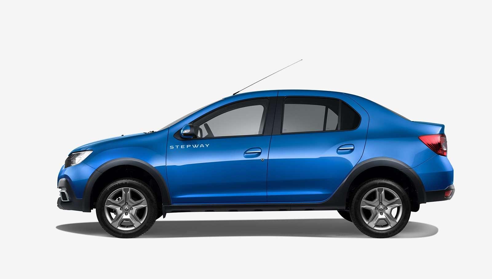 Renault объявила цены наLogan Stepway иSandero Stepway— фото 913027