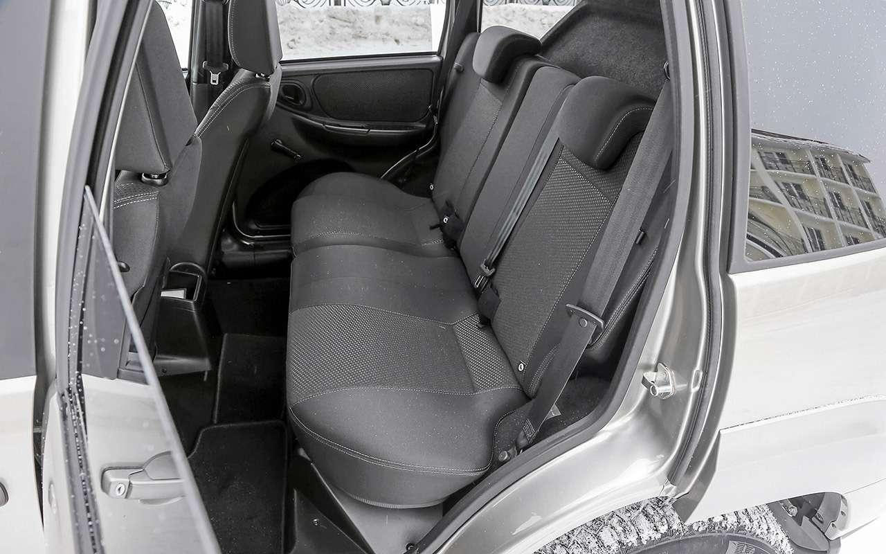 Lada Niva Travel— очень подробный тест— фото 1229360