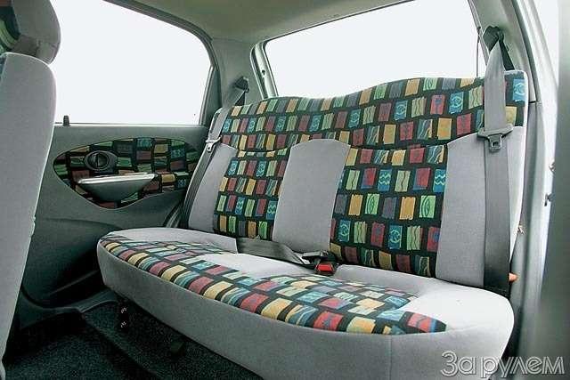 Тест Chery QQ, Daewoo Matiz, Chevrolet Spark. Тройняшки— фото 61108