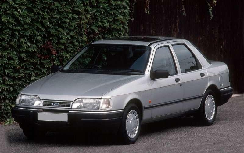 Любимые иномарки 90-х: окакой мечтали вы?