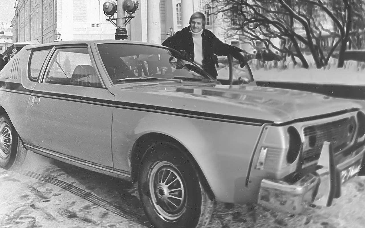 Автомобили советской богемы— как она добывала иномарки— фото 1101128