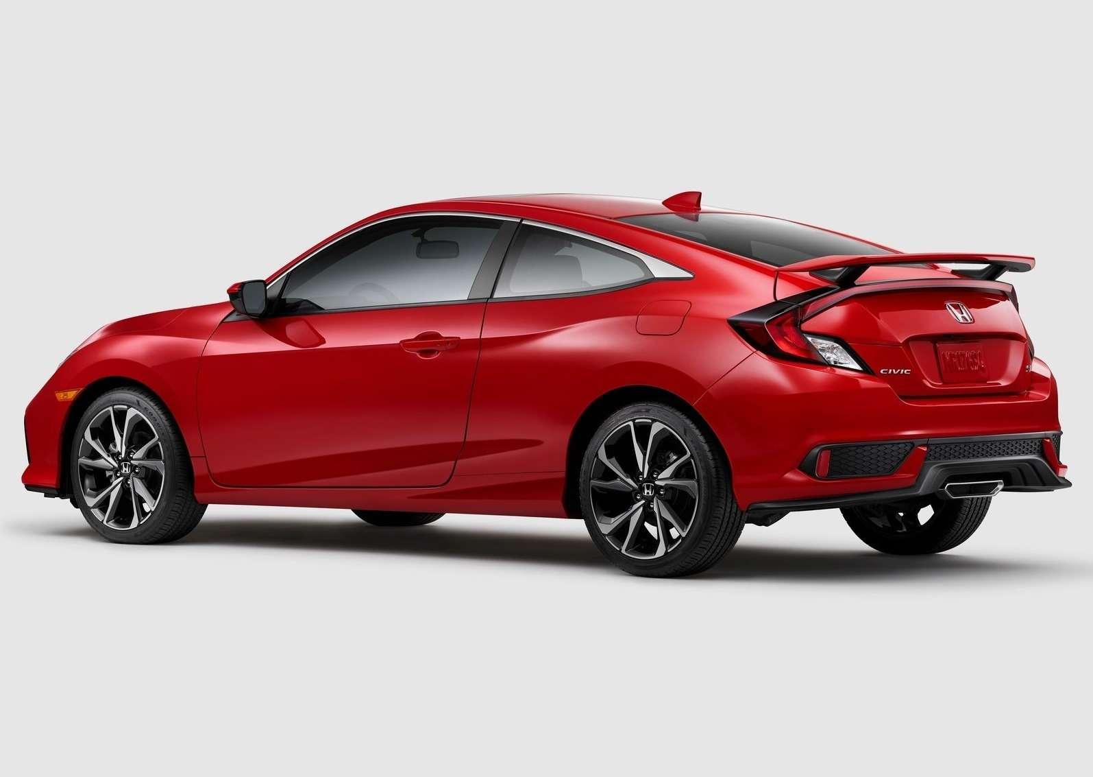 Трехпедальный наддувный: Honda засветила новый Civic Si— фото 733332