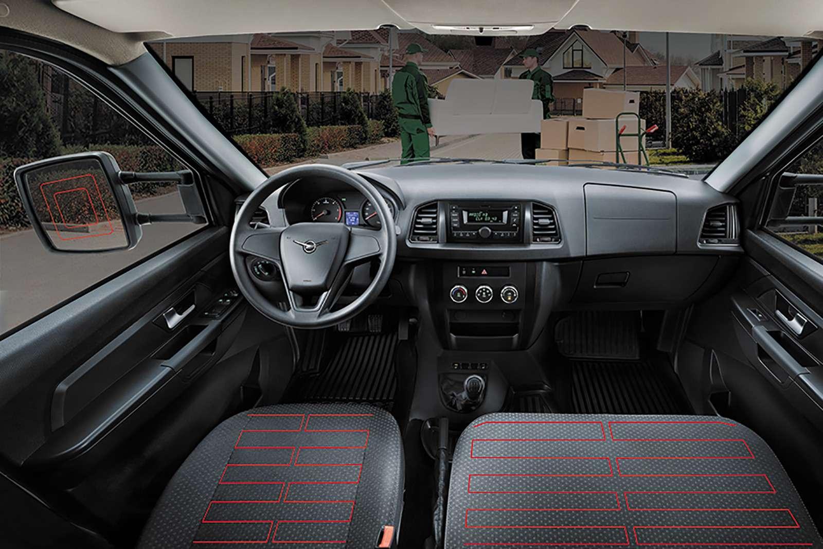 УАЗначал продажи конкурента ГАЗели Бизнес— фото 805871