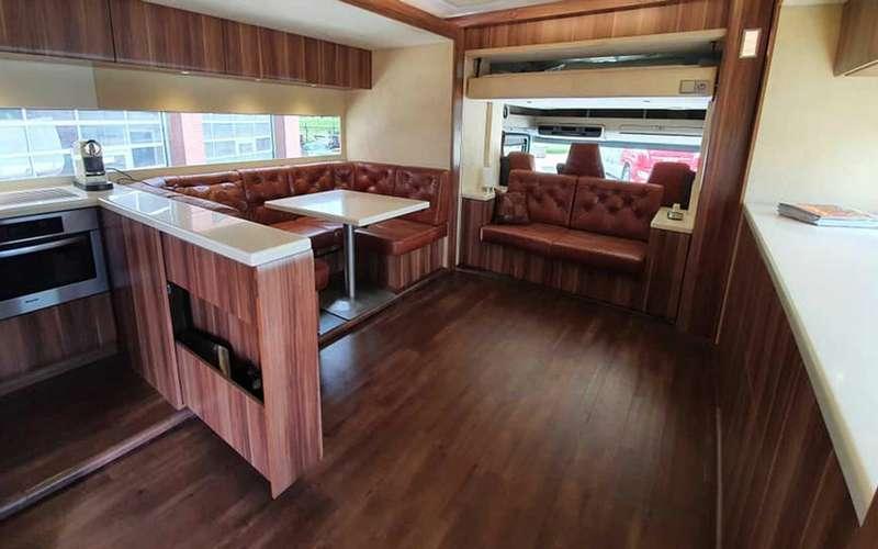Удивительная автовилла Scania RV— три спальни игараж