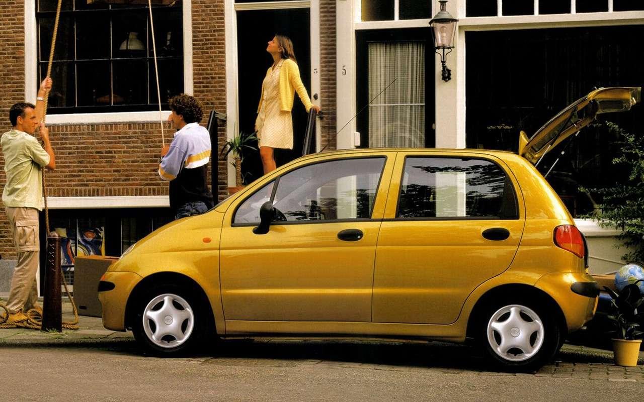 Автомобиль спробегом за250000 рублей: лучшие варианты— фото 898637