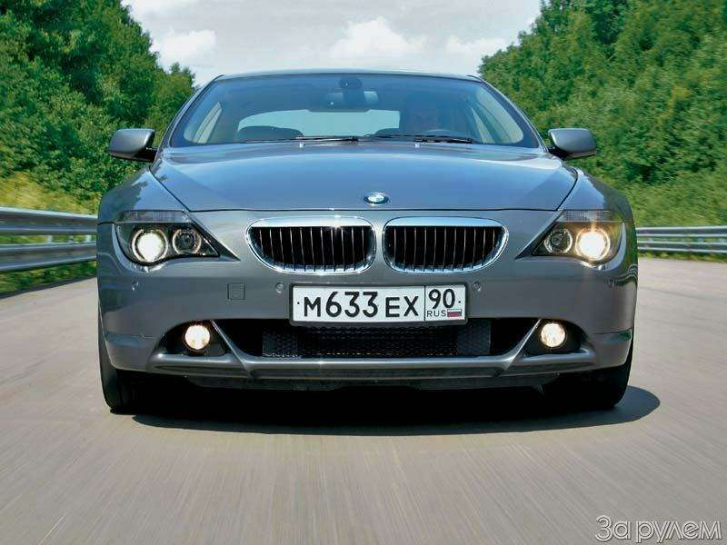Тест BMW 630i. Оtempora, omores!— фото 359792