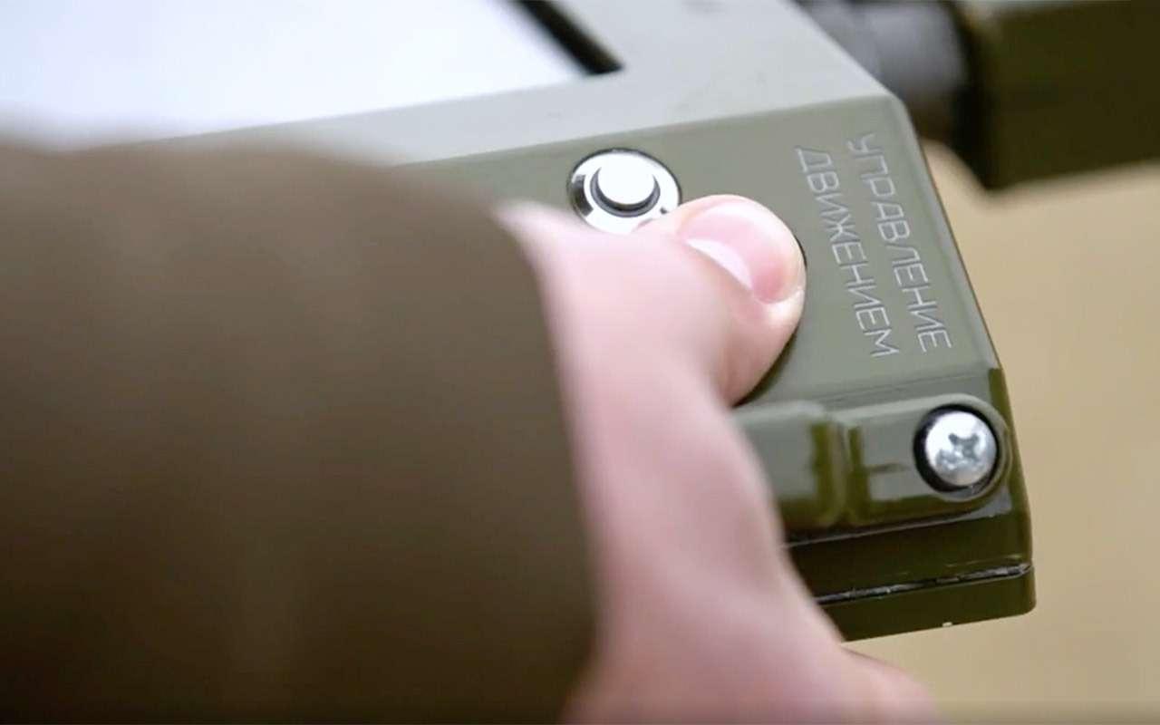 Бесконечный дозор: тест-драйв боевого робота «Нерехта»— фото 915632