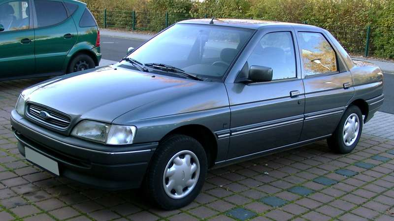 5 Ford Orion no copyright
