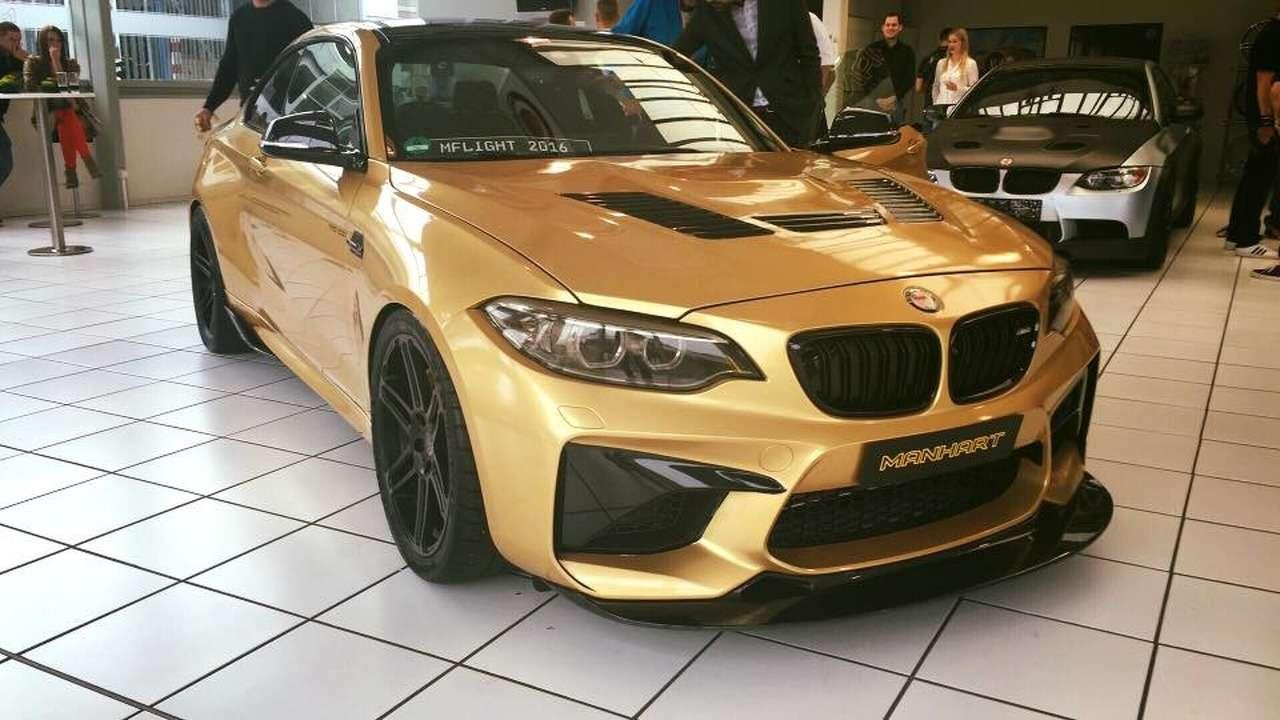 Громкий ужас: экстремальный BMW M2выходит натропу войны— фото 603888