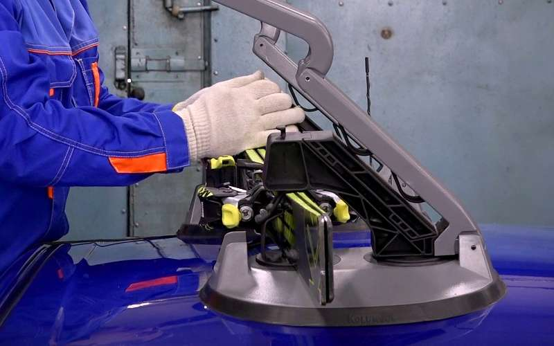 Магнитные багажники накрышу— тест двух конструкций