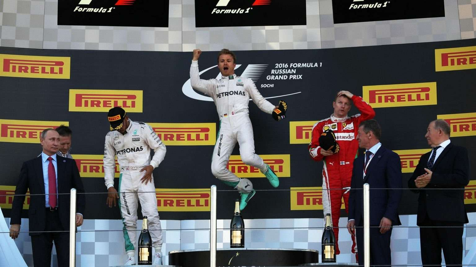 Формула 1, Сочи, Гран При России, Сочи Автодром