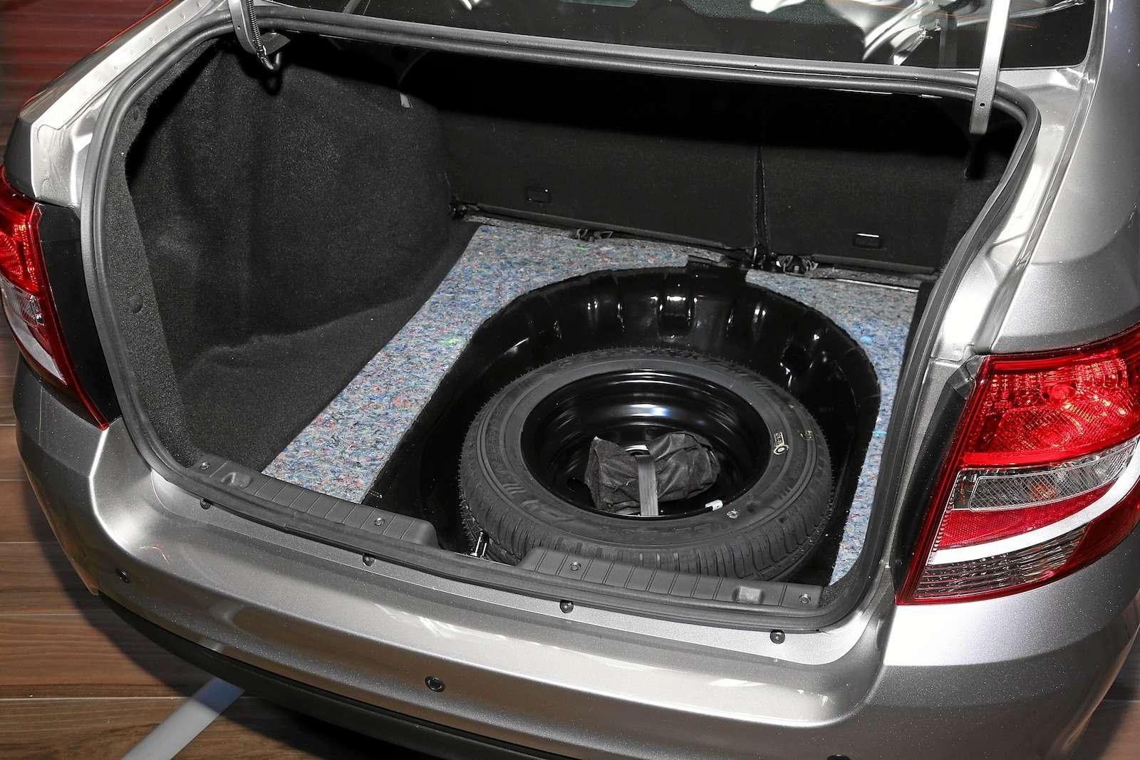 Обновленная Lada Granta представлена официально. Инет, она неподорожала!— фото 899824