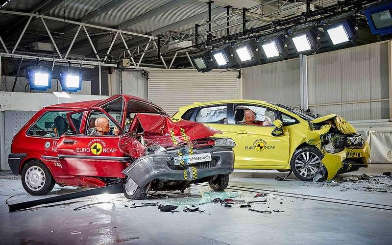 Euro NCAP пересмотрел правила краш-тестов