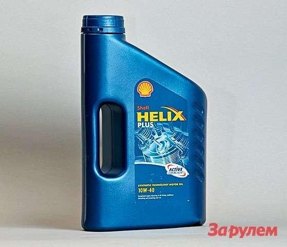 Shell Helix Plus