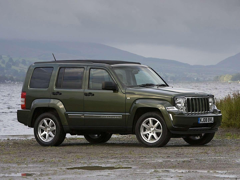 Jeep Cherokee 2019: первый тест-драйв— фото 910129