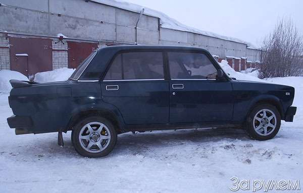 Тюнинг ВАЗ-2105. Пятерка…— фото 64239