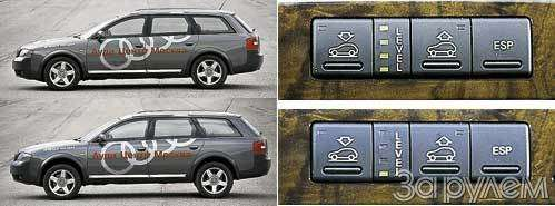Тест Audi Allroad, Volvo V70XC, Subaru Legacy Outback. Универсалы песчаных карьеров.— фото 26319