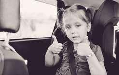 Дети без кресел— хотите штраф в35тысяч?