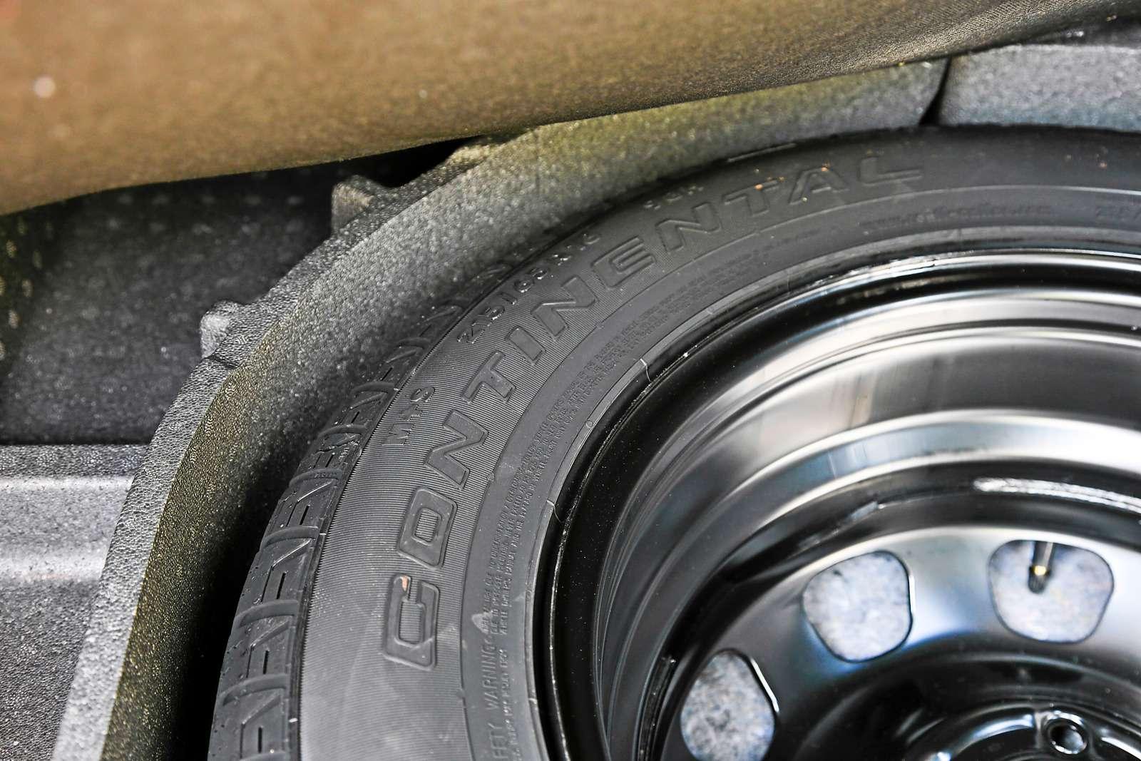 Nissan Terrano сновыми моторами: эко-невидаль— фото 592836