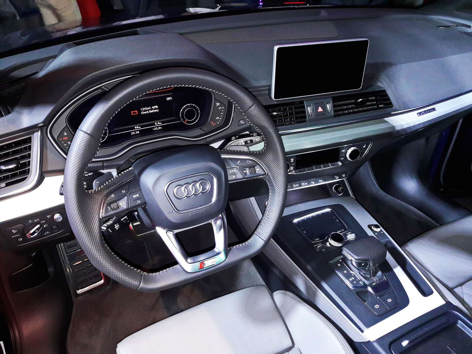 Audi Q5заглянул вМоскву изПарижа— фото 644540