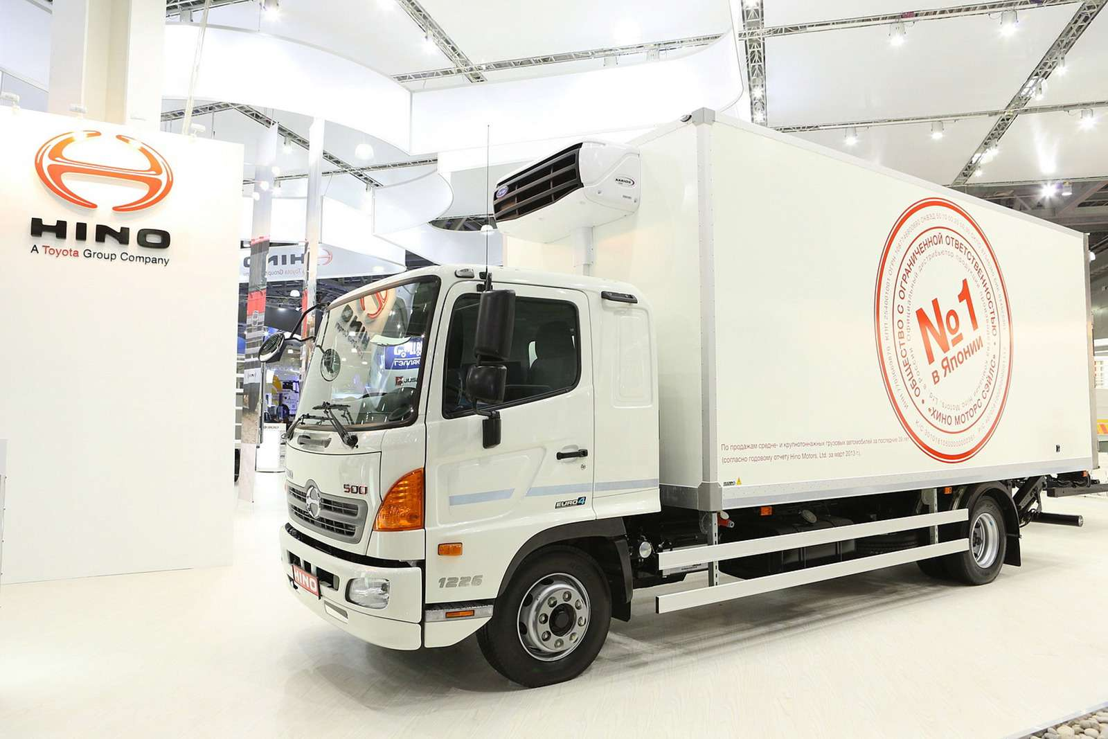 Японцы построят автомобильный завод вХимках— фото 803189