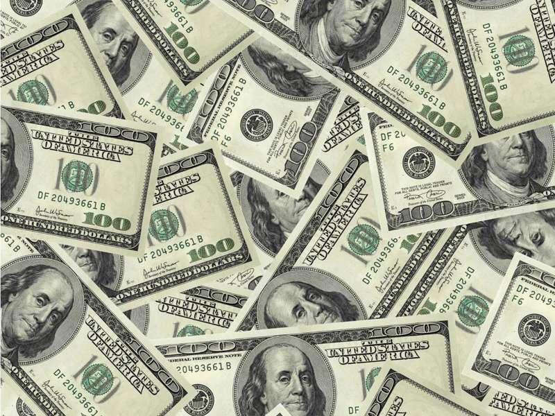 Деньги_доллары