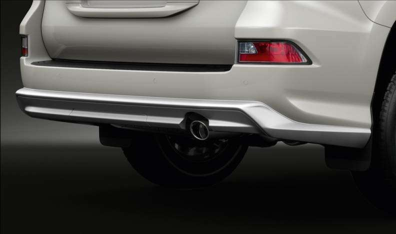 Стартовал прием заказов наLexus GX460в версии Sport— фото 628447
