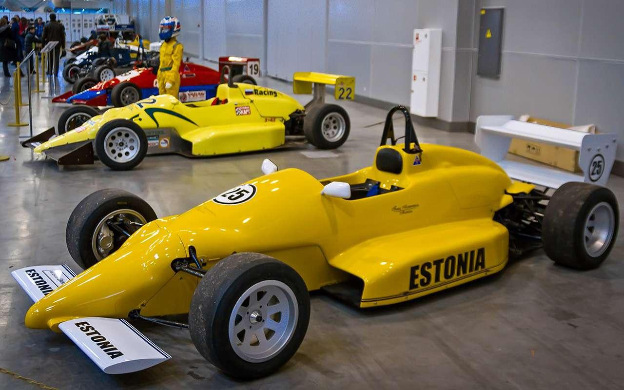 Циклоп, Победа-Спорт, Эстония-21...— самые быстрые спорткары СССР— фото 824430
