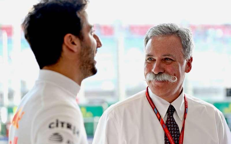Формула 1: превращение вCупербоул