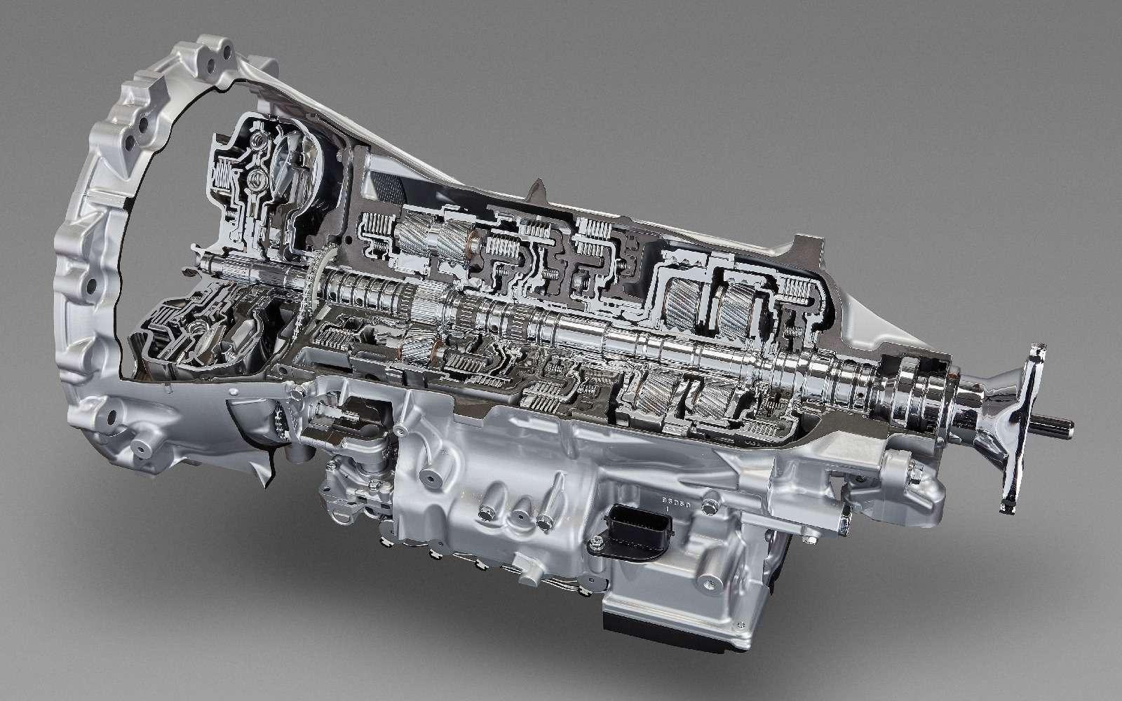Toyota завалит рынок модульными двигателями икоробками передач— фото 674901