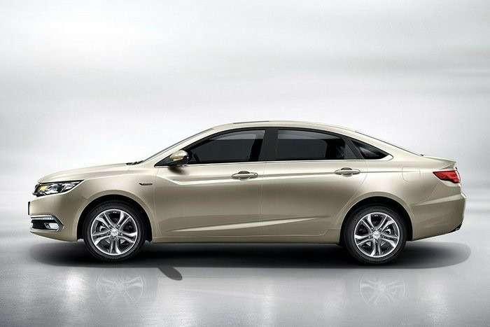 Geely покажет наМосковском автосалоне пять моделей— фото 613506
