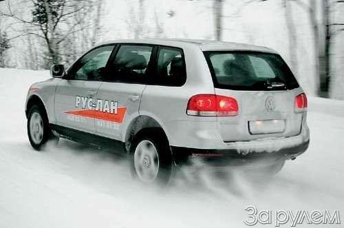Тест Nissan Patrol, Land Rover Discovery 3, Volkswagen Tuareg. Век нынешний ивек минувший?— фото 55036