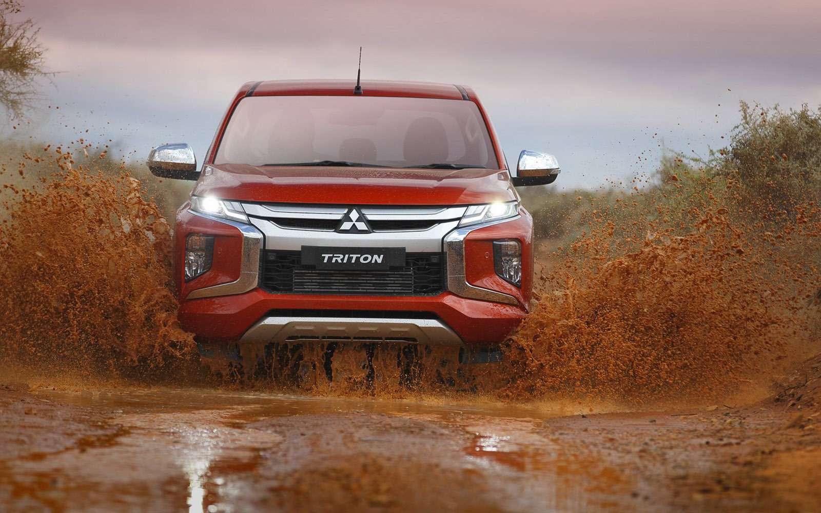 Mitsubishi назвала дату продаж нового L200в России— фото 942322