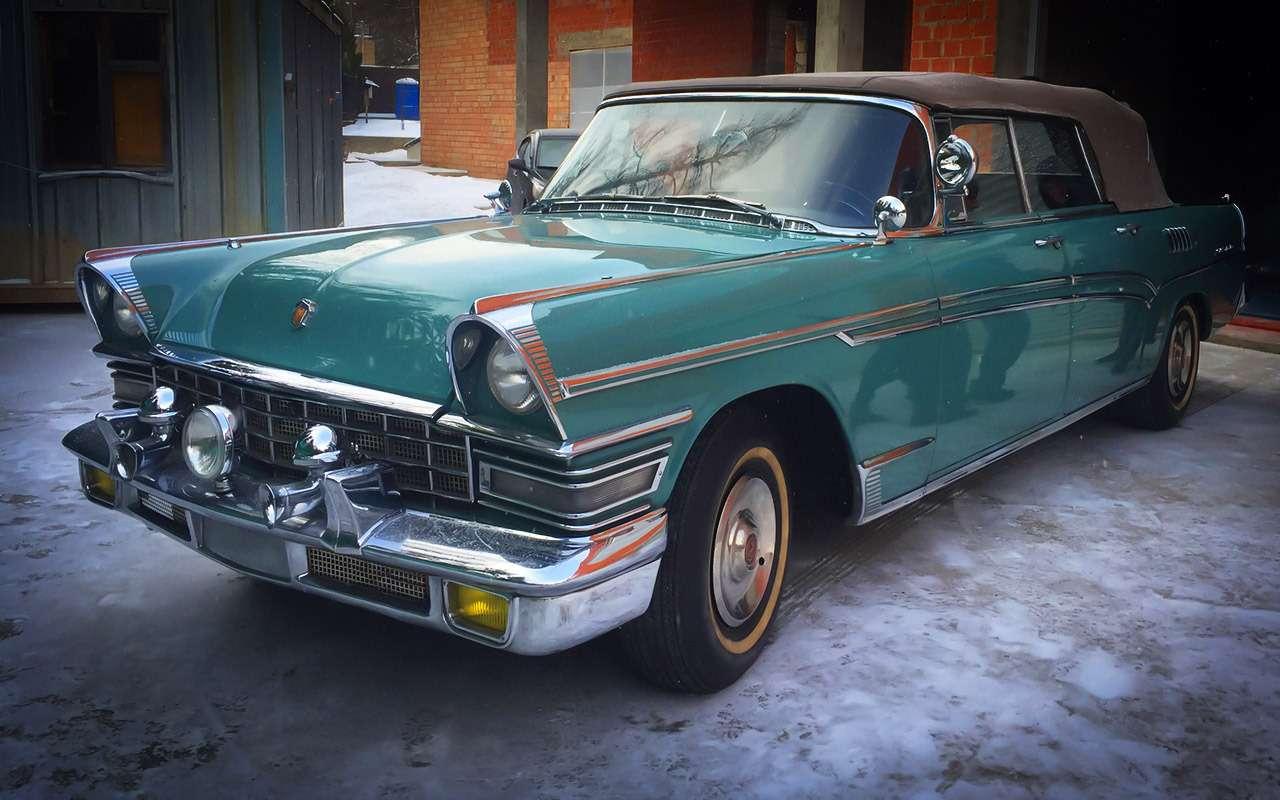 Легендарный автомобиль Гагарина— мынашли его владельца— фото 1086965