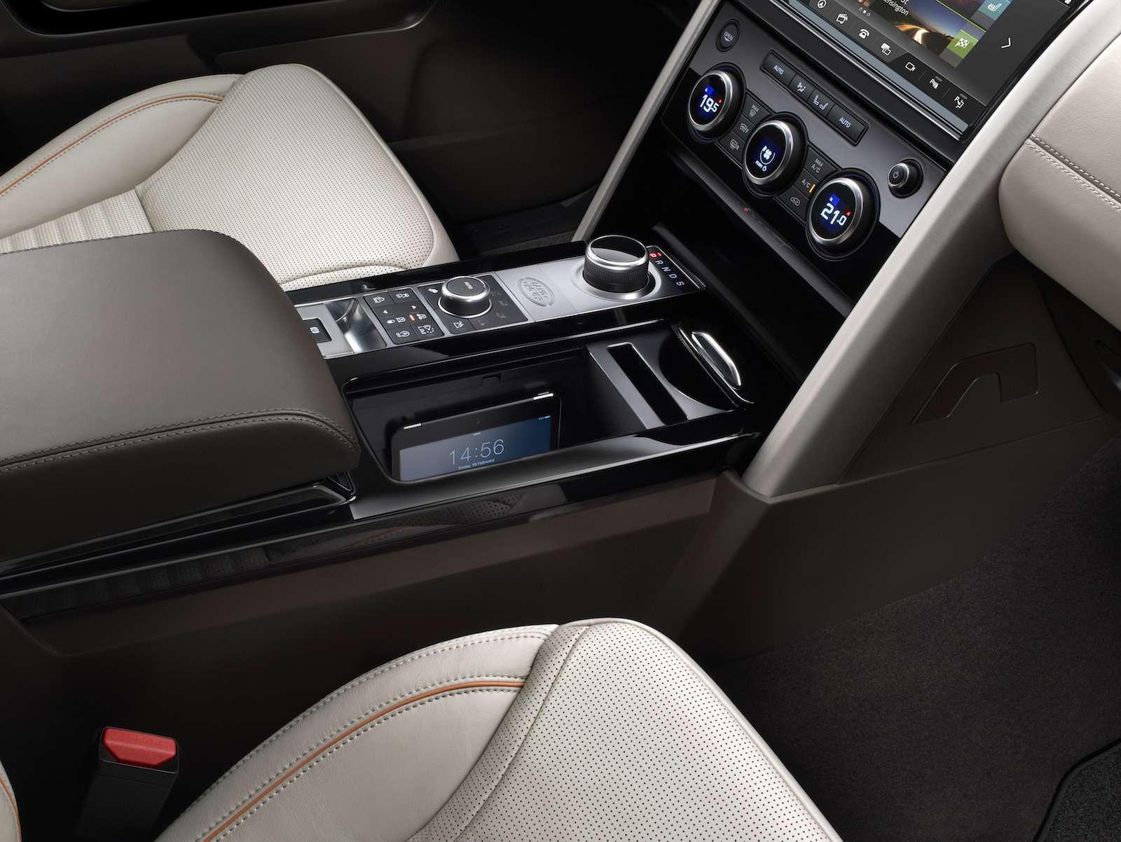 Диско уже не будет прежним: объявлены цены нового Land Rover Discovery— фото 676021