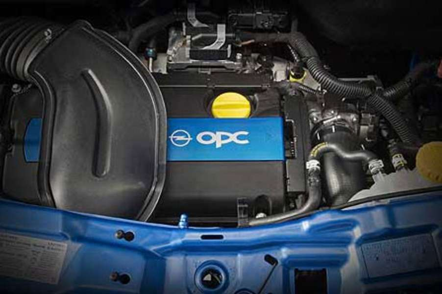 Тюнеры изOPC покажут намотор-шоу вЭссене Opel Meriva VXR.— фото 106093