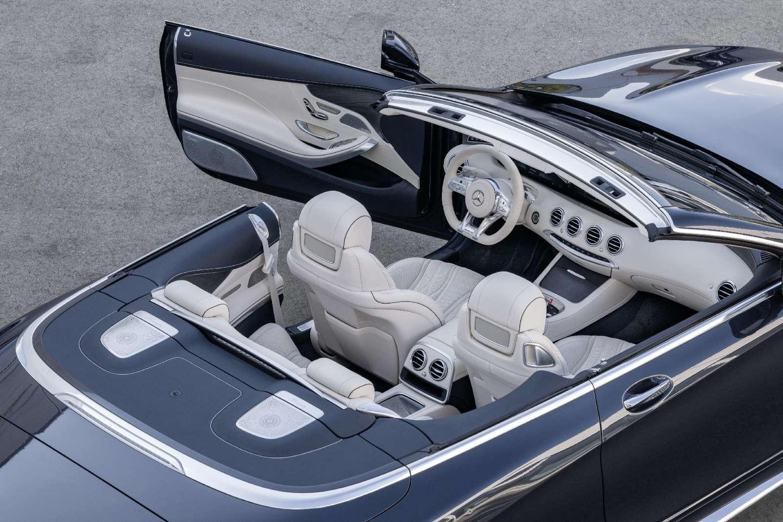 Mercedes-Benz обновил свои самые крутые модели— фото 791063