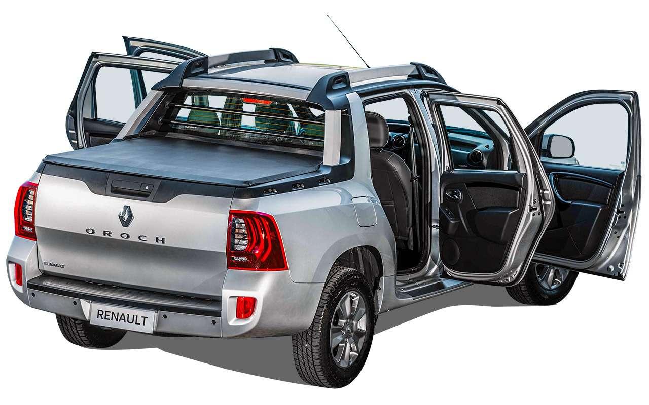 Renault Duster: пять лет продаж идесять удивительных фактов— фото 806203