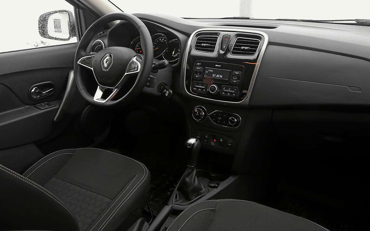 Renault Logan против Chevrolet Nexia: тест самых доступных иномарок— фото 1233455