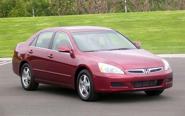 Автомобили Honda оказались самыми надежными