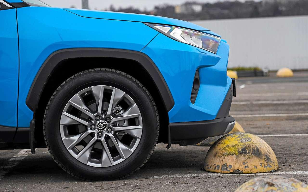 Новый Toyota RAV4, Forester иOutlander: большой тест кроссоверов— фото 1057734