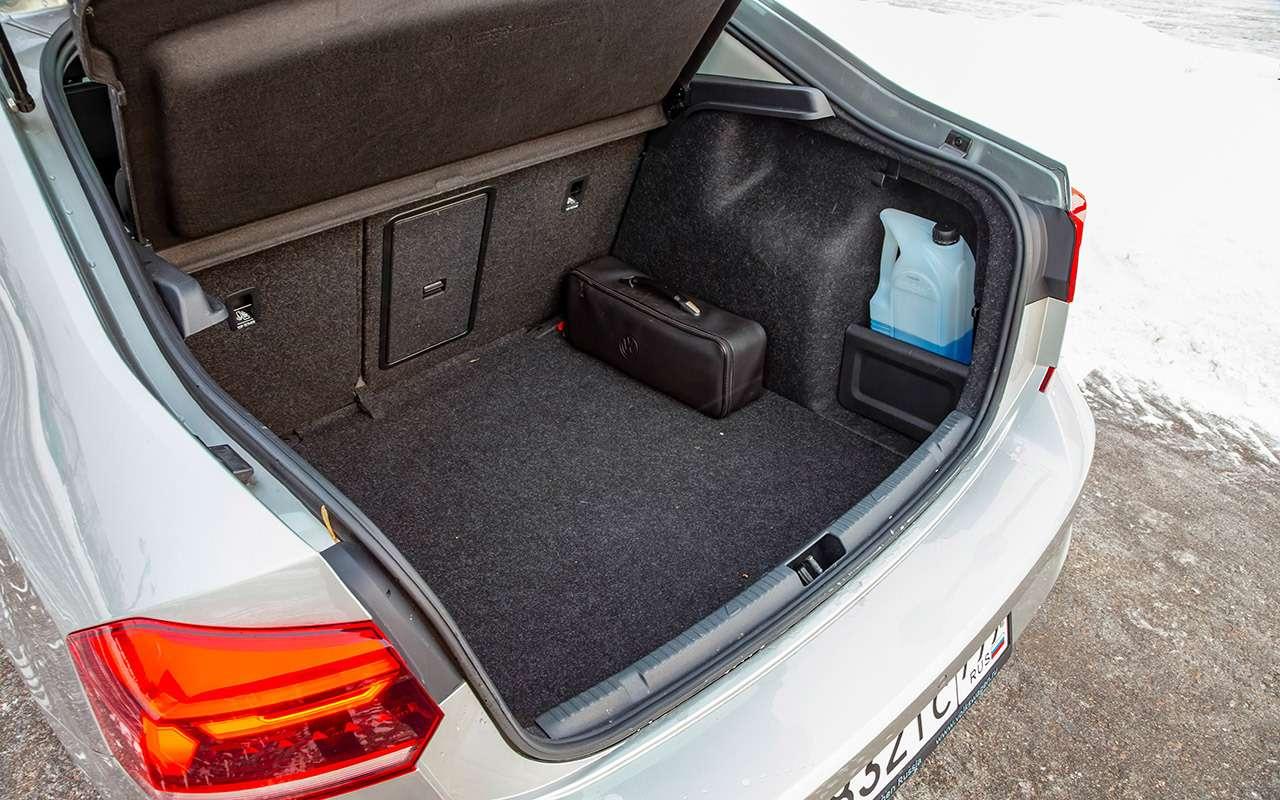 Новый VWPolo или старый Mercedes GLK? Выудивитесь!— фото 1231665
