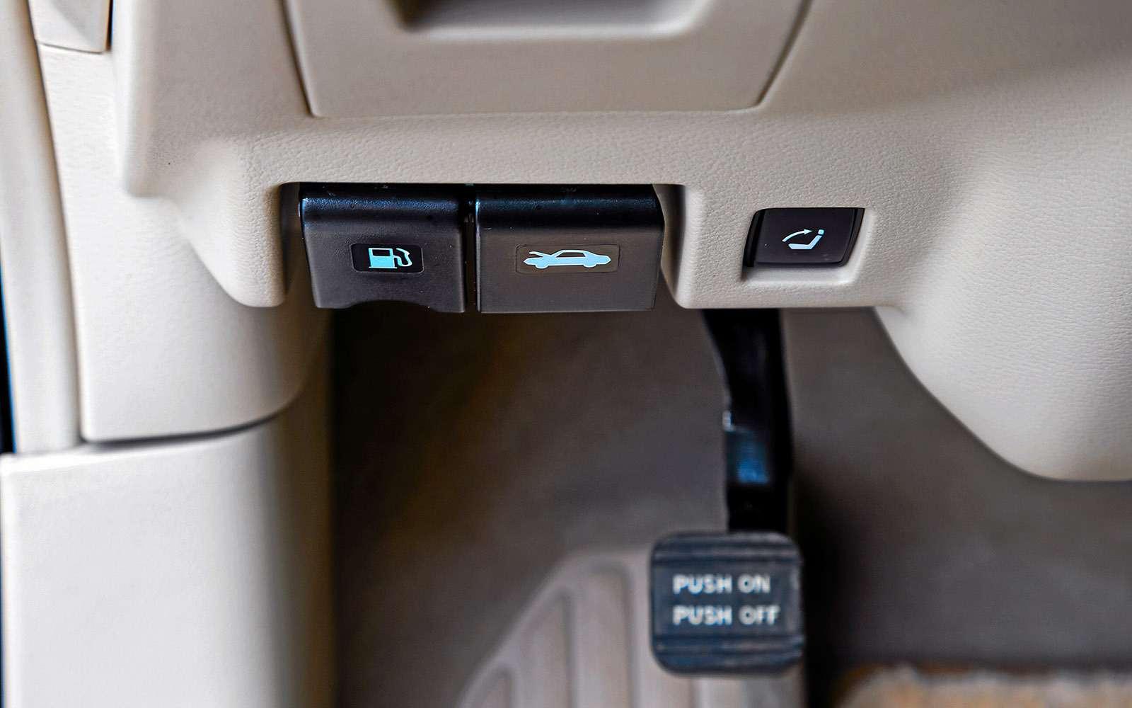Новый Nissan Murano против конкурентов: длинные рубли— фото 691680