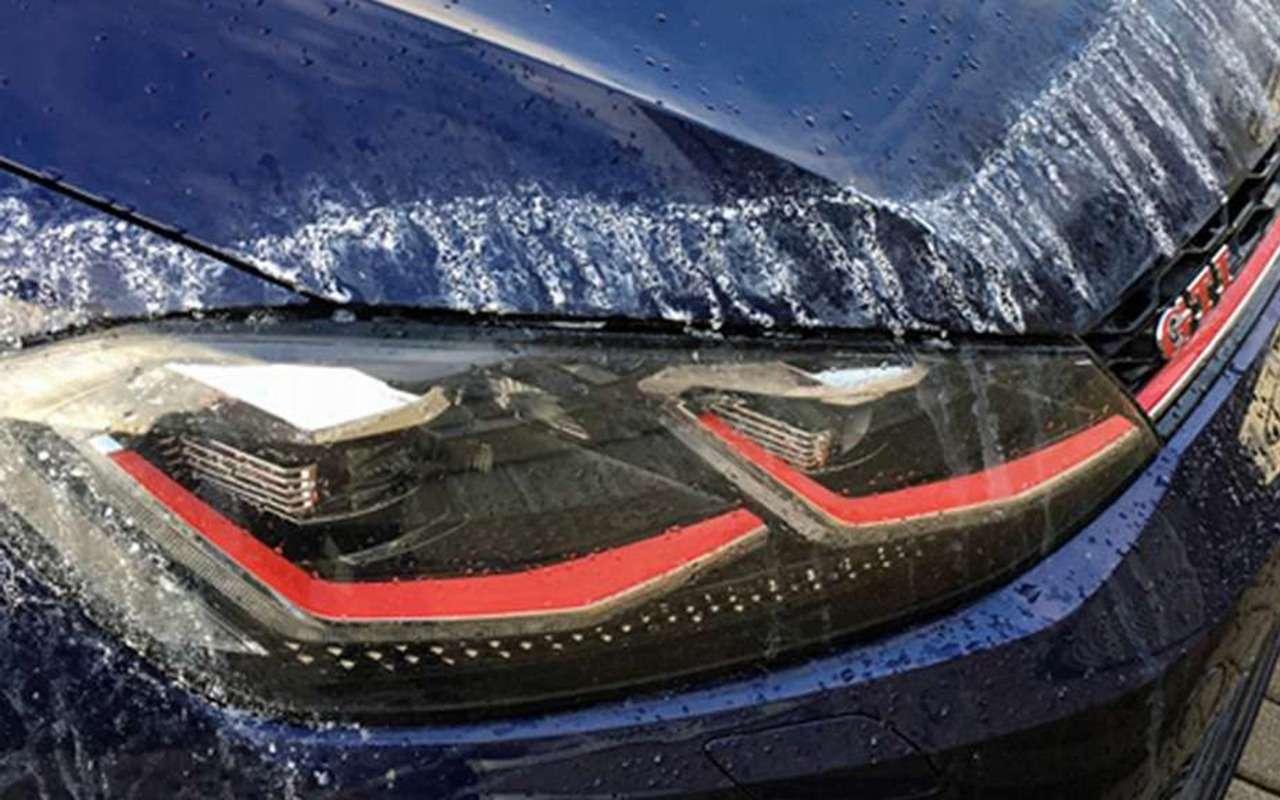 Автомобилисты Германии переживают клеевые атаки. Что занапасть?— фото 941147
