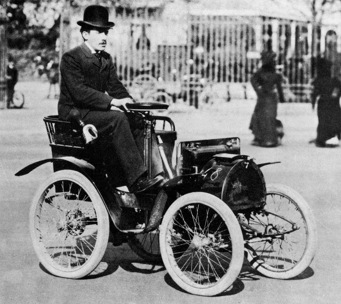Изобретения века: автомобили— подростки иакселераты— фото 704020